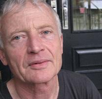 Poet Bob Grenier