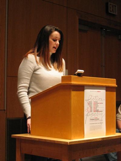 Grady Award Winner MeganArsenault