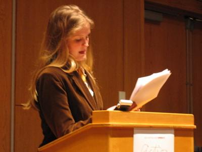 Grady Award Winner AshylnGiles