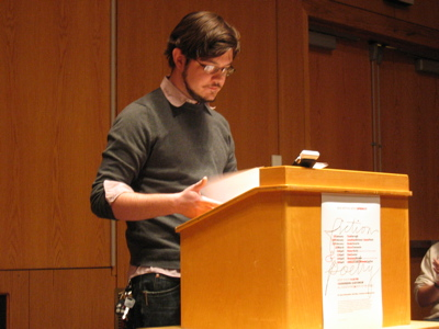 Grady Award Winner NicholasMohlmann