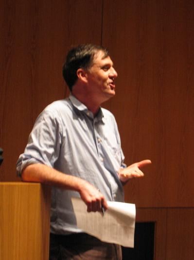 Novelist DaveKress