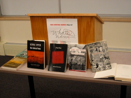 Some of Michael Davidson's many books