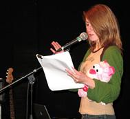 Poet Mel Nichols