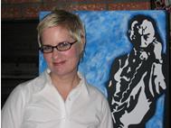 Poet Jennifer Moxley