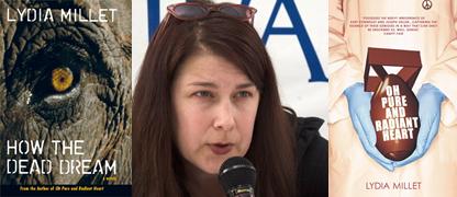 Novelist Lydia Millet